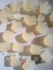 ワンカップ★グレープフルーツグミの写真