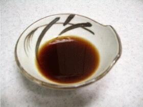 和風ソース☆甘酢の作り方