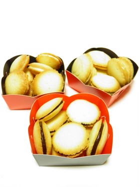 卵白のクッキー*ラングドシャ♪