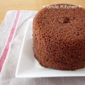 ホットケーキミックスチョコケーキ@炊飯器