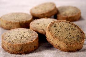 大豆粉の紅茶クッキー