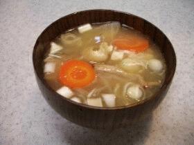 けんちん汁の作り方