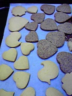 簡単☆卵なし☆子供と一緒に作るクッキー♪