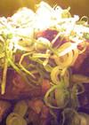 マグロの血合いの大蒜生姜醤油から揚げ