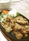 タモリ風  豚の生姜焼き