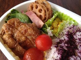 お弁当♡冷凍保存 簡単!!鶏の照り焼き