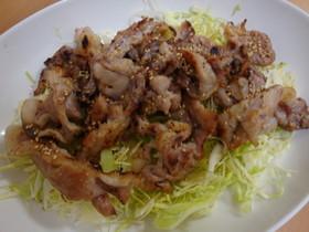 ♡豚コマと塩麹の炒め物♡