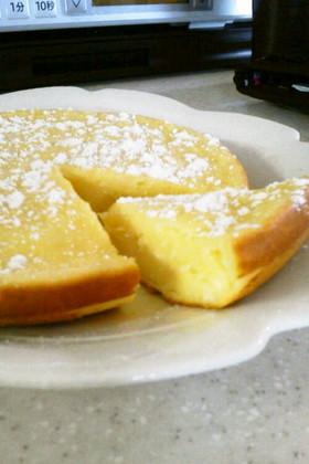 ベイクドチーズケーキ@HM&炊飯器