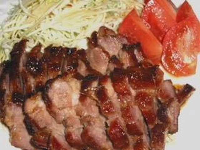 焼豚 レシピ