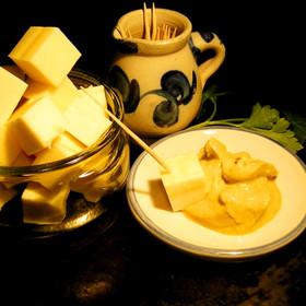 ゴーダチーズ&マスタード