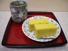 和菓子☆芋ようかんの作り方