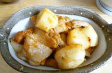 ☆簡単☆長いもと豚肉のコチュミソ炒め