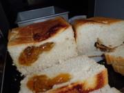 玄米酵母おかゆ全粒粉入りパンの写真