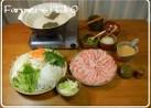 【農家のレシピ】千切り野菜のしゃぶしゃぶ
