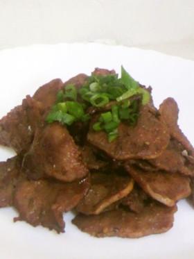 お弁当やおつまみに☆5分で簡単☆焼き肉