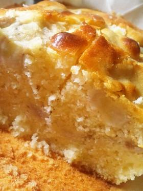 簡単!ヘルシー!バナナのパウンドケーキ