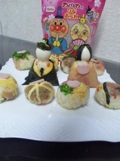 雛祭り手まり寿司