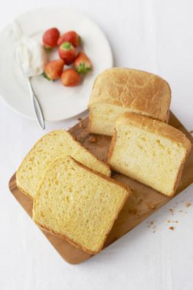 バター好きの♪簡単ふわふわブリオッシュ
