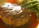時短ふっくら☆ウチの豆腐ハンバーグ