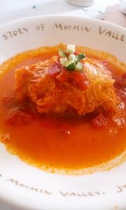 トマトスープが美味しい我が家のロール白菜の写真