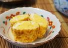 フライパンで簡単*卵一つで厚焼き卵