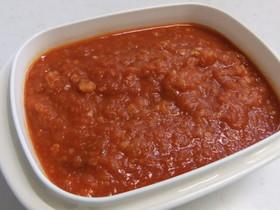 塩麹de簡単トマトソース