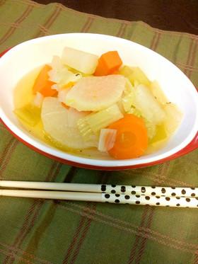 セロリが決め手☆洋風の煮物