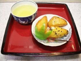 和菓子☆大学芋の作り方