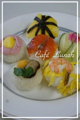 ひな祭りに簡単手まり寿司