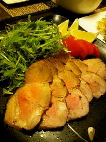 豚肉の塩麹ロースト