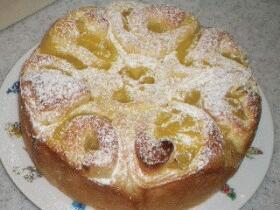 リンゴ畑のロールパン