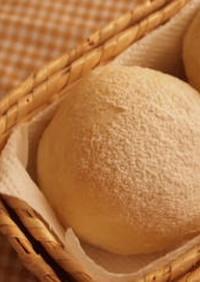 もちもちしっとり♪白パン風じゃがいもパン