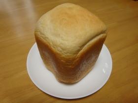 HBで塩麹入りシンプル食パン