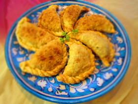 サンブーサ、アラブの餃子(サウジ)