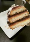 材料4つの超簡単。酒粕香るプチ和ケーキ