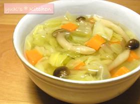 我が家のファイトケミカルスープ