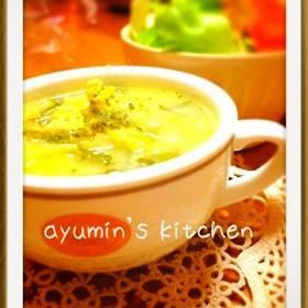 簡単*生姜コンソメスープ