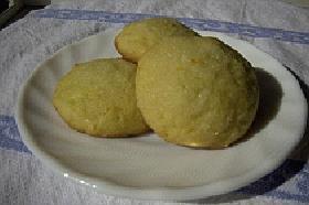 ママのオレンジクッキー