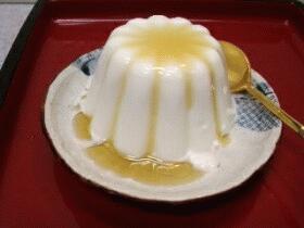 粉寒天ダイエット☆ミルクゼリー