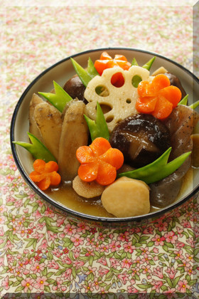 お正月・お節 ❤ 七宝煮(筑前煮)♪