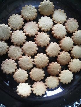 ボーロみたいなクッキー