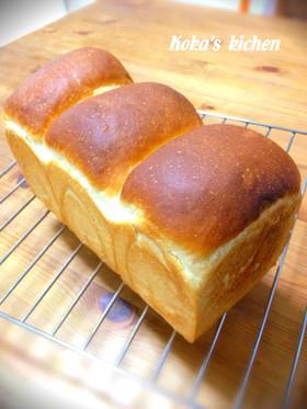 kokaのふわふわ甘酒食パン♪