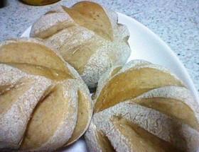 栄養たっぷり!!ライ麦パン