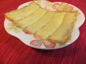 超簡単♪たたみいわしのチーズ焼き