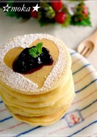 ◆アメリカのバターミルクパンケーキ◇