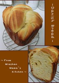 HB☆簡単♫本格♡デニッシュ食パン