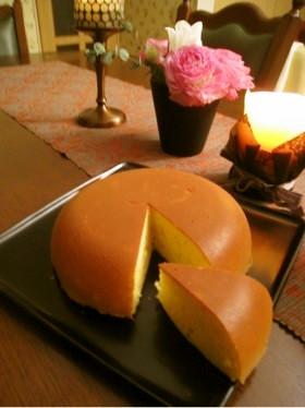 炊飯器で簡単♪柚子ジャムパウンドケーキ