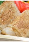 お弁当に♪豚の生姜焼き☆