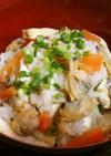塩麹さん☆自然の甘味☆アサリ炊込ご飯!