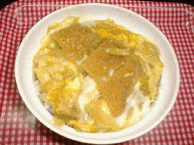 卵とろ~りのカツ丼(カツ丼やさんの技)